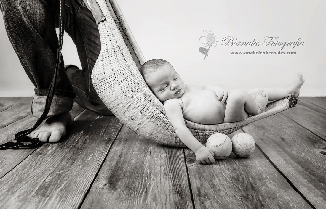 newborn, bernales, fotografia